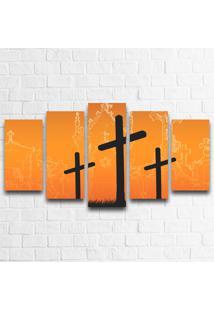 Quadro Decorativo Cruz