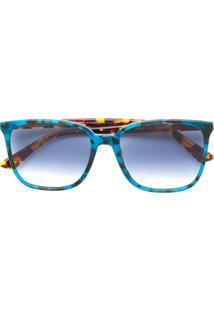 7832fa84ecfb0 Farfetch. Mcq By Alexander Mcqueen Eyewear Óculos De Sol Quadrado ...
