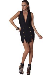 6987b4fcb Vestido Balada Preto feminino | Gostei e agora?