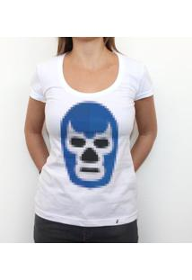 Blue Demon - Camiseta Clássica Feminina