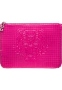 Clutch Bag Main - Rosa