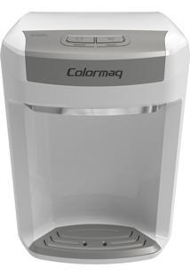 Purificador De Água Colormaq Com Compressor 82W Branco