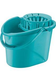 Balde Para Mop Brinox Super Clean 2950/300 Azul - 12 L
