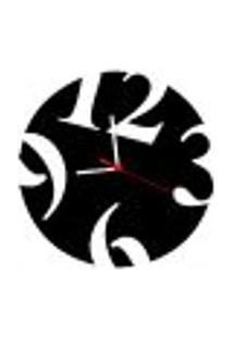 Relógio De Parede Decorativo - Modelo Números 4
