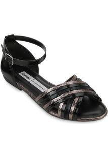 Sandália Dakota Feminina - Feminino-Preto