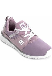 Tênis Dc Shoes Heathrow Imp Feminino - Feminino