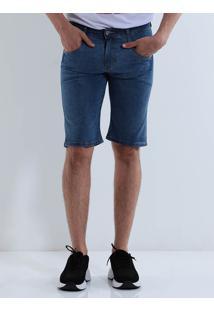 Bermuda Jeans Masculina Dyjoris