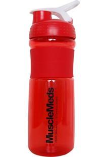 Coqueteleira Bottle Com Mola (830Ml) - Musclemeds - Unissex