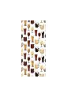 Adesivo Decorativo De Porta - Cerveja - 1600Cnpt
