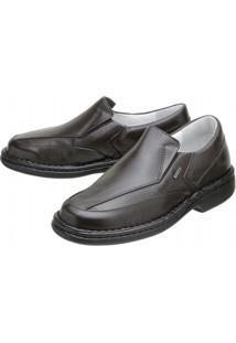 Sapato Social Mafisa Conforto - Masculino