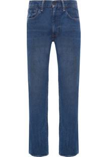 Calça Masculina 505 C Slim Fit Jeans - Azul