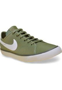 Tenis Masc Nike 631691-300 Primo Court Verde