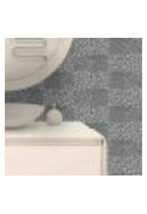 Papel De Parede Autocolante Rolo 0,58 X 5M - Azulejo Labirinto 284378030