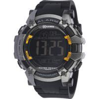 1e485b96fc9 Relógio Digital X Games Xmppd542 - Masculino - Preto Cinza Esc