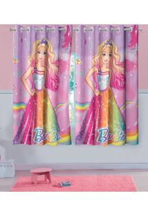 Cortina Barbie Pink