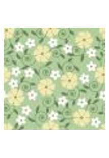 Papel De Parede Autocolante Rolo 0,58 X 5M - Floral 508