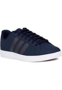 Tênis Casual Masculino Adidas Advantage Vs Azul/Cinza