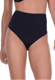 Calcinha Summer Soul Hot Pants Básica Preto