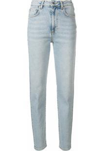 Fiorucci Calça Jeans Com Stretch 'Tara' - Azul