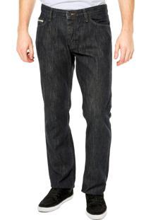 Calça Jeans Vans M V56 Standard Midnight Indigo Raw