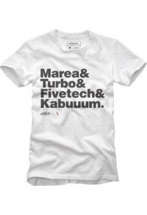 Camiseta Reserva Marea Masculino - Masculino-Branco