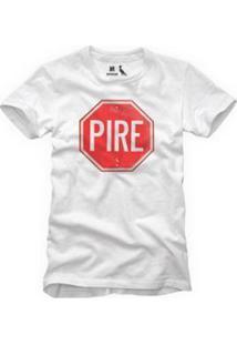 Camiseta Reserva Pire Masculina - Masculino-Branco