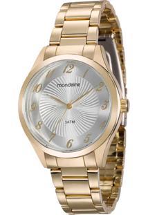 Relógio Mondaine Feminino Classico 99198Lpmvde1