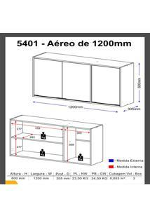 Aéreo Multimoveis Calabria 5401 Nogueira Se
