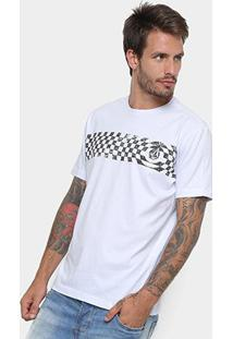 Camiseta Volcom Silk Check Two Masculina - Masculino