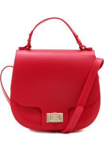 Bolsa Petite Jolie Fosca Vermelha