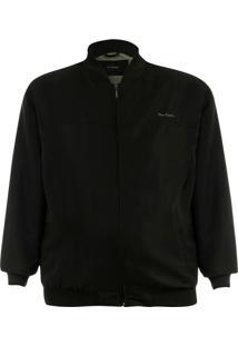 Jaqueta Plus Size Black
