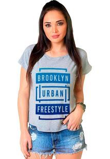 Camiseta Shop225 Urban Mescla