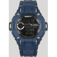 9038c4fd4c0 Relógio Digital Speedo Masculino - 65096G0Evnp2 Azul Marinho - Único
