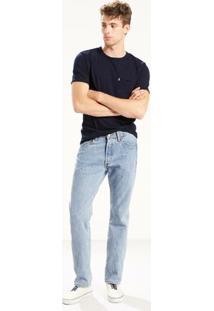 Calça Jeans 501 Original Levis - Masculino-Azul