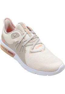 038120cf58 Netshoes. Tênis Nike Air Max Sequent 3 Summer Feminino ...