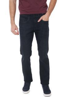 Calça Jeans Aramis Reta Londres Azul