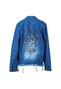 Jaqueta Heart 41Oze Jeans