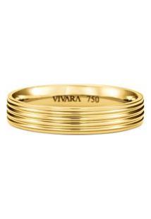 Aliança De Casamento Ouro Amarelo (4.7Mm)