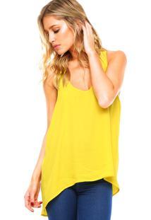 Regata Colcci Comfort Amarela
