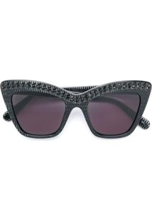 R  3514,00. Farfetch Stella Mccartney Eyewear Crystal-Embellished ... 4ac7d35f61