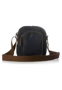 Bolsa Blue Bags Transversal P Azul Marinho