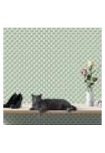 Papel De Parede Autocolante Rolo 0,58 X 3M - Abstrato 3D 114814516