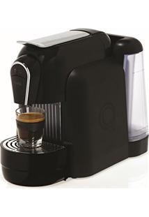 Cafeteira Delta Q Qool Automática Preta 220V
