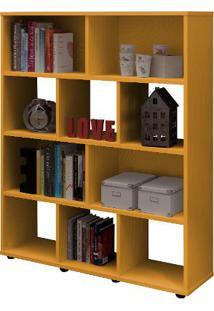Rack Artely Book Cor Amarelo