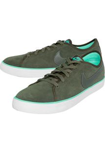 Tênis Nike Sportswear Primo Court Leather Verde