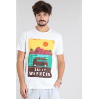 839ee5b1ec Camiseta Masculina Flamê
