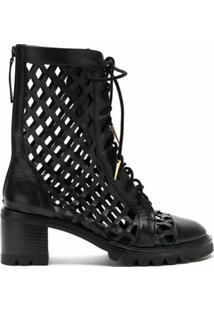Andrea Bogosian Ankle Boot Semira - Preto