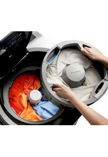 Máquina De Lavar 15Kg Double Wash Grafite Metálico Com Ciclo Edredom Brastemp 220V
