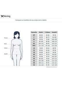 Jaqueta Jeans Feminina Hering Em Modelagem Slim