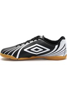 Tênis Indoor Sprint Preto Umbro